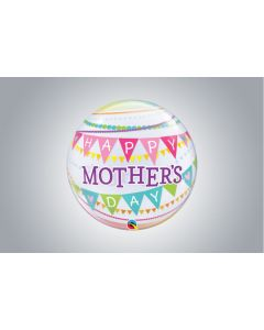 """Bubble """"Happy Mother's day"""" 56cm"""